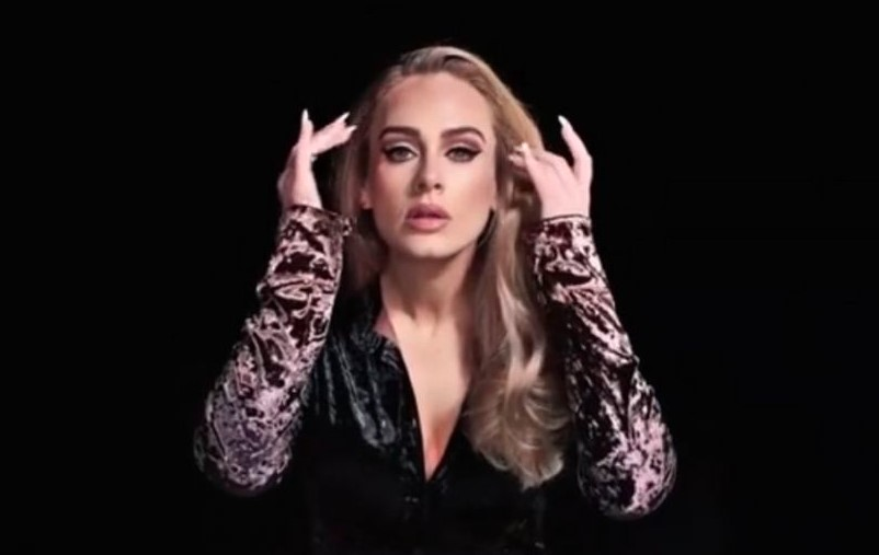 """ADELE FIRST SPOKE ABOUT HER EXTREME WEIGHT LOSS: """"IT'S HALF OF ME"""""""
