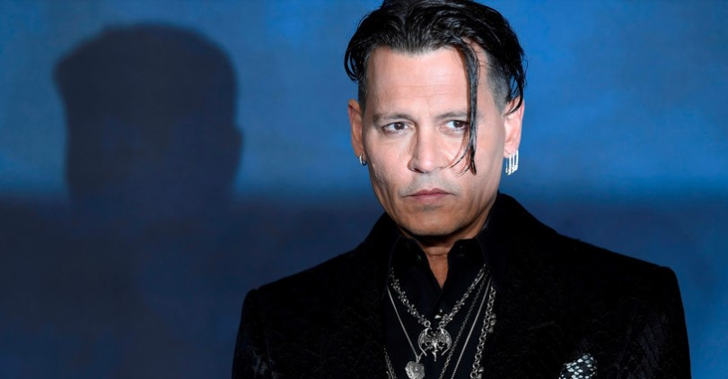 Johnny Depp said he was asked to turn down his role in Fantastic Beasts