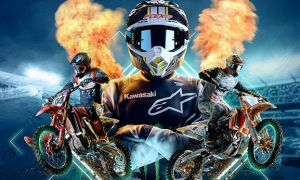 Monster Energy Supercross - The Official Videogame 4 PC Latest Version 2021 Full Game Free Download
