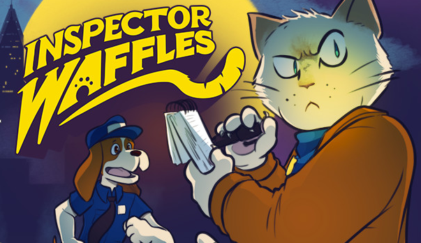 Inspector Waffles PC Latest Version 2021 Full Game Free Download