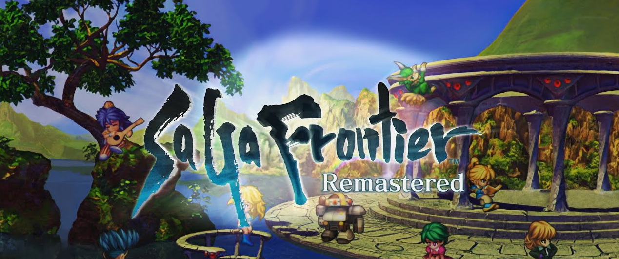 Saga frontier remastered PC Latest Version 2021 Full Game Free Download