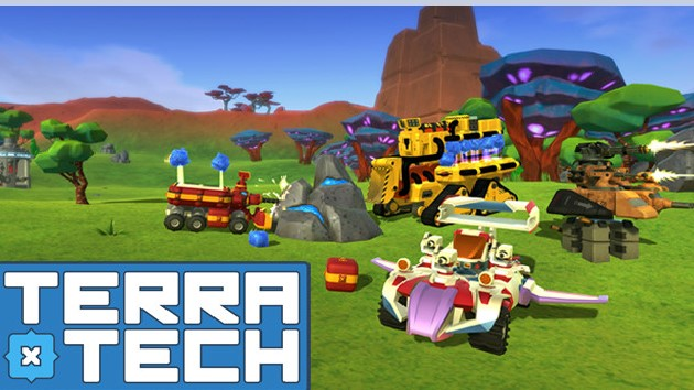TerraTech Nintendo Switch Version Full Game Setup Free Install Download