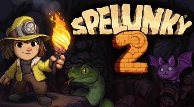 Spelunky 2 Nintendo Switch Version Full Game Setup Free Install Download