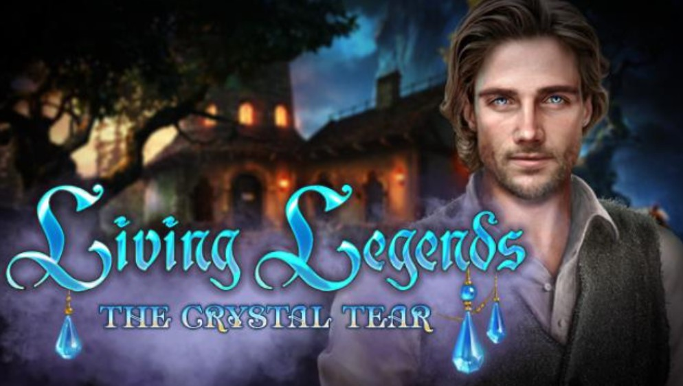Download a game Living Legends 8: The Crystal Tear CE - Full Version