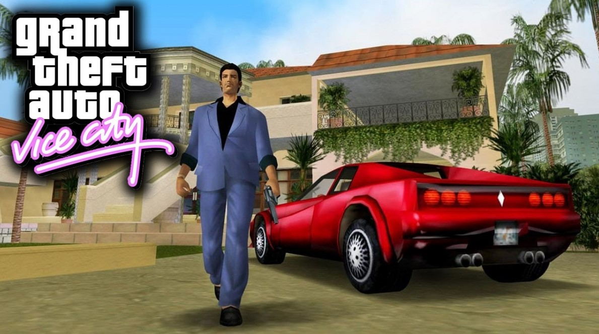 Download game GTA | Grand Theft Auto: Vice City free