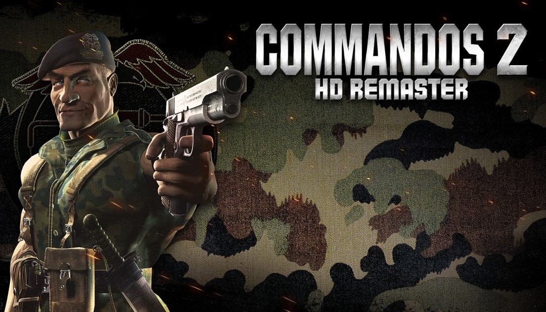 Download game Commandos 2 - HD Remaster for free