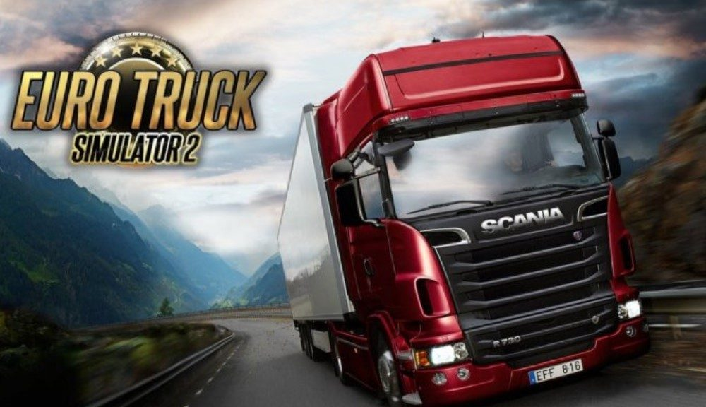 Download Euro Truck Simulator 2 New Version On PS3