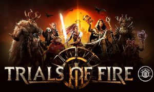 Download game Trials of Fire for free