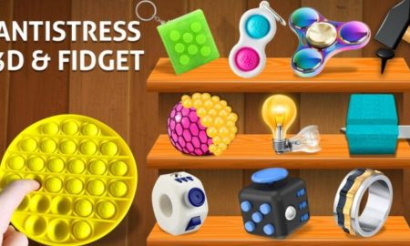 Play Fidget Toys 3D Game and Download APK