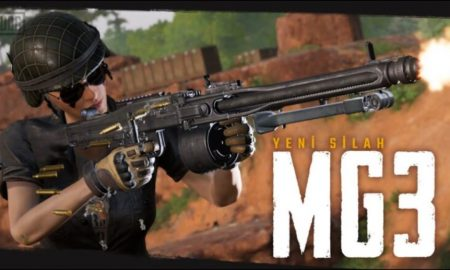 What Map Is PUBG Mobile MG3 On?