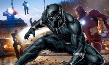 Black Panther in Marvel's Avengers will speak in the voice of Kratos from God of War