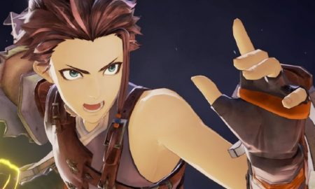 A cold-blooded martial artist in the new Tales of Arise trailer