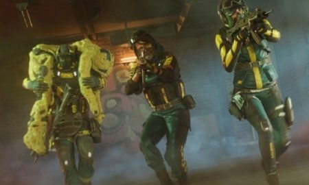Invisibility and Stealth in the Vigil Trailer for Rainbow Six Extraction