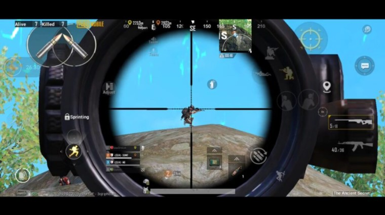 Download PUBG Mobile 1.5 My Tab Config
