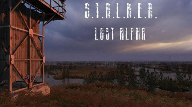 STALKER Lost Alpha DC Extended (2.83) Repack / Mod by SeregA-Lus In English