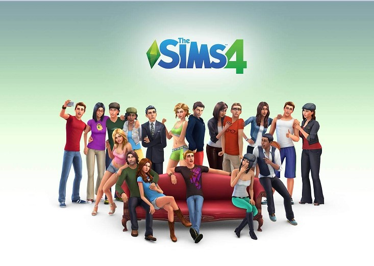 The Sims 4: Deluxe Edition (v1.77.131.1030 + all DLC) License In English