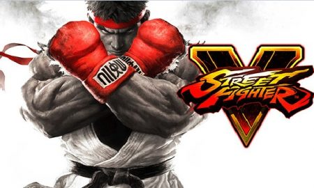 DOWNLOAD A GAME STREET FIGHTER 5 (2015)
