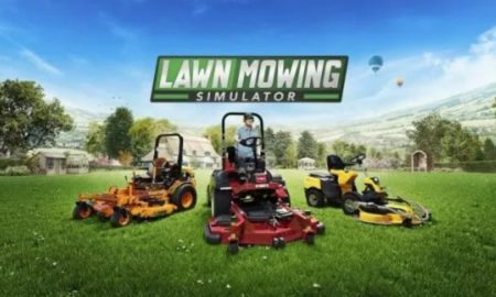 Lawn Mowing Simulator download (latest version)