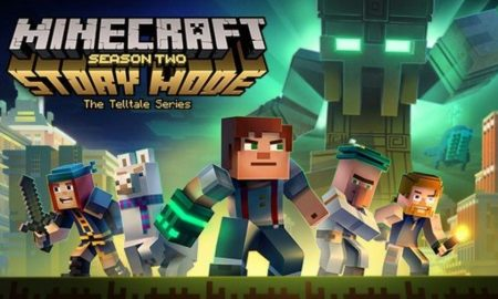 Minecraft: Story Mode Season Two on PC (New version)